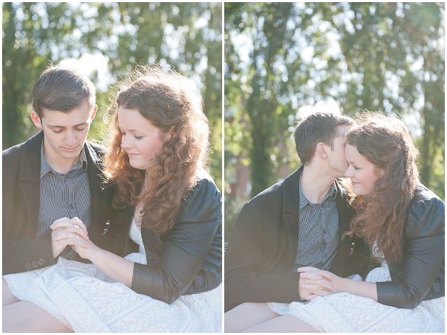 Mudchute Farm + Park: Engagement Shoot