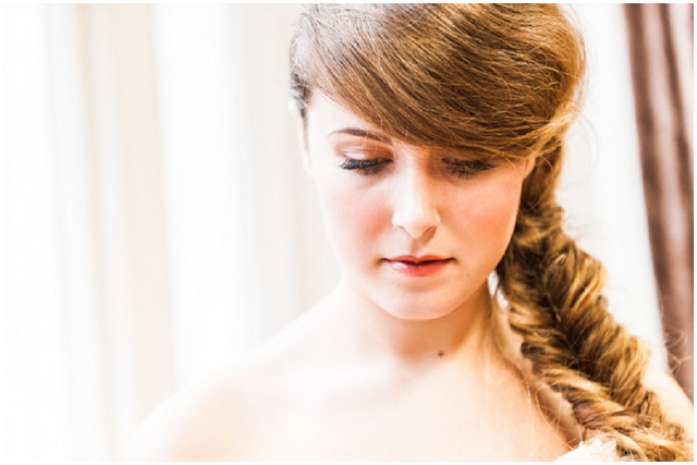 Sweet Rustic Romance: Get The Bridal Look
