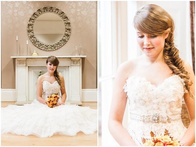Sweet Rustic Romance: Bridal Inspiration