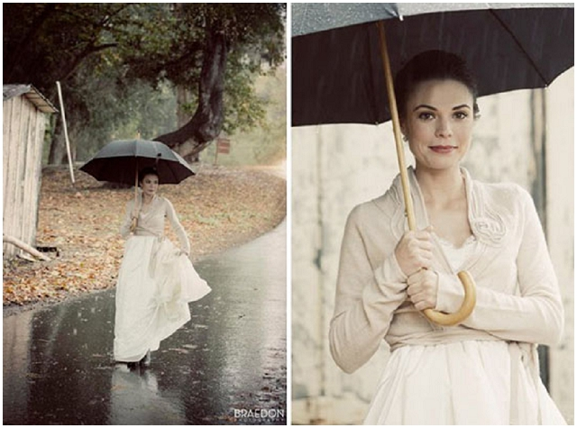 Cute + Cozy: Cardigan Cover-ups | Bridal Fashion 2013