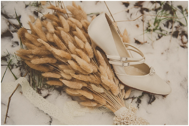 Upcycled Styling Inspiration: Snow Day