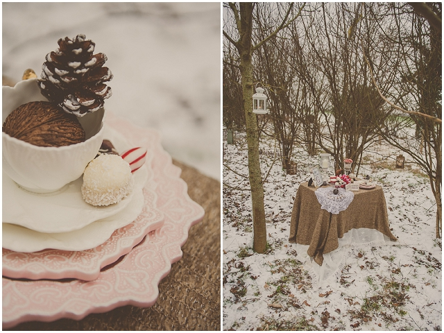 Recycled Styling Inspiration: Snow Day