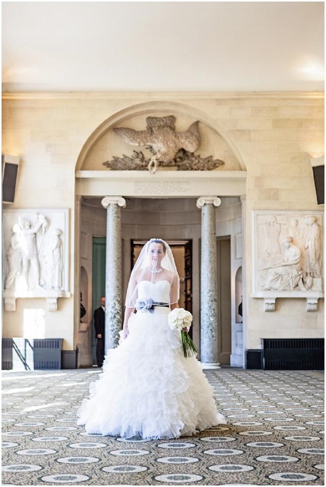 White Swan: An Elegant Real Wedding