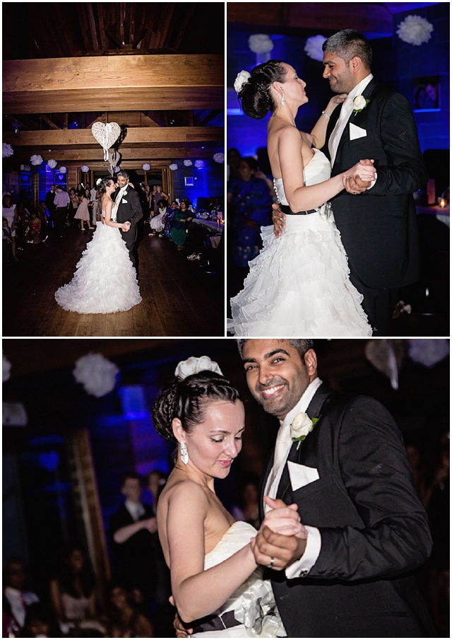 White Swan: An Elegant Real Wedding