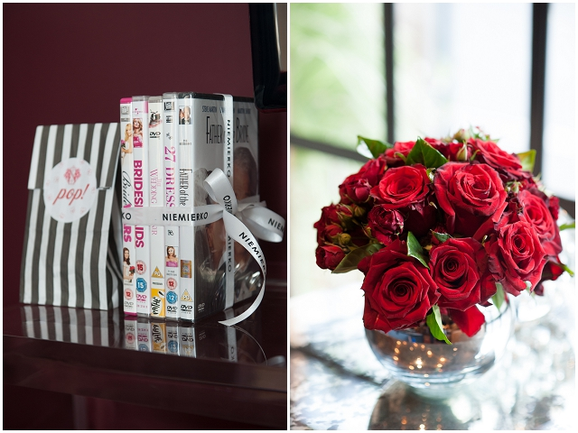A BLOGGERS BRUNCH TO CELEBRATE ST VALENTINE'S DAY