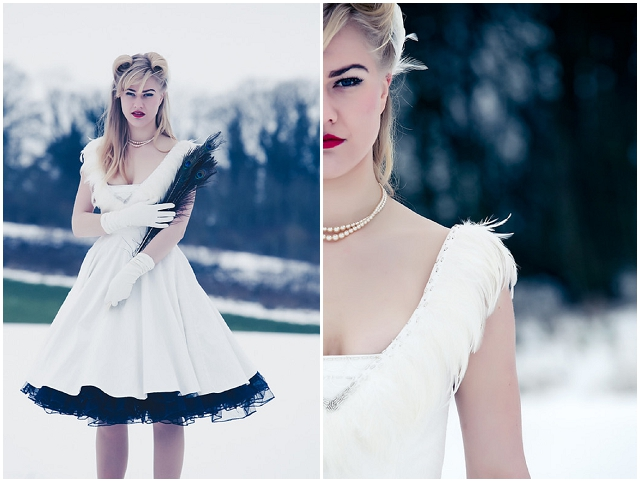 50s Wedding Dress Inspiration: Bridal Fashion