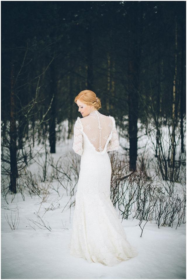 Ethereal Estonian | Mairi & Gert: Real Wedding