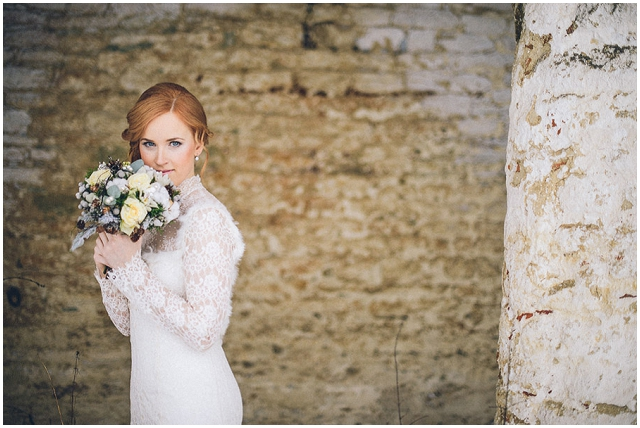 Ethereal Estonian | Mairl & Gert: Real Wedding