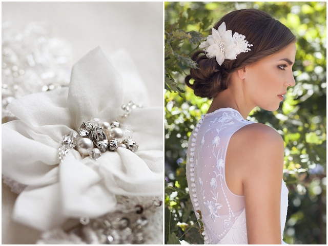 Bridal Headpieces To Flatter Your Face Shape