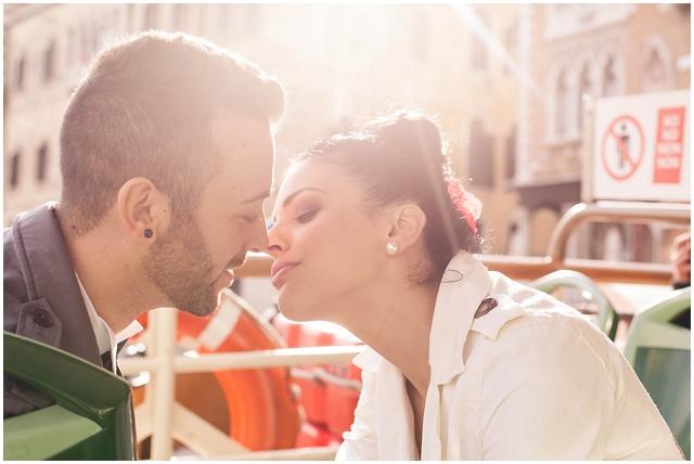 A Romantic Italian Elopement: Venice | Real Wedding