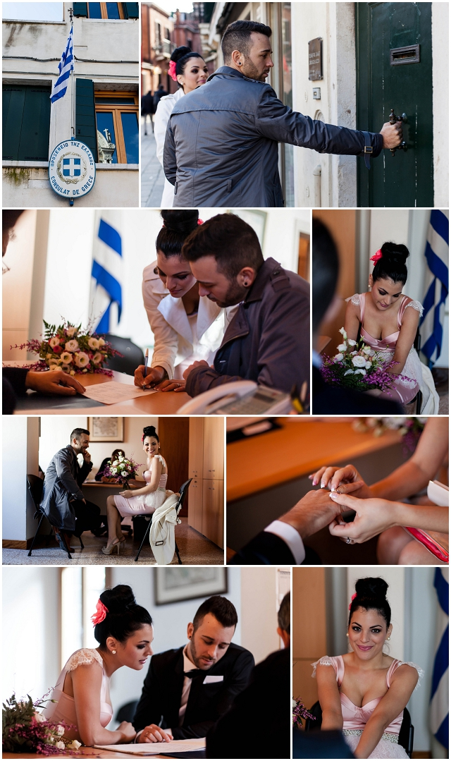 An Italian Elopement: Real Wedding