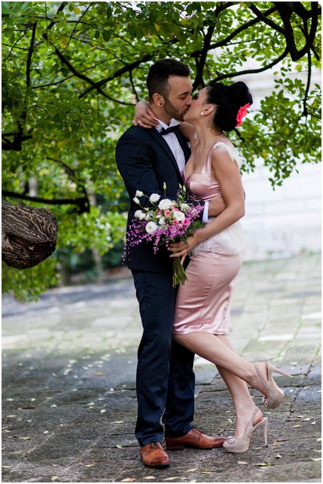 An Italian Elopement | Romantic Real Wedding