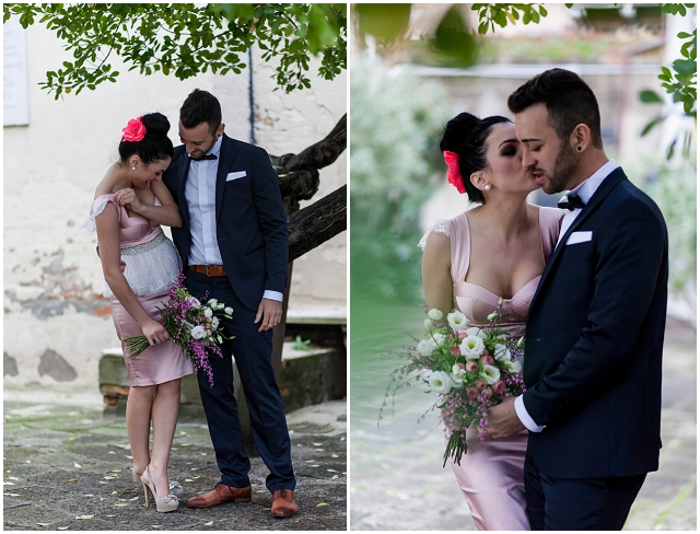 An Italian Elopement | Romantic Real Wedding