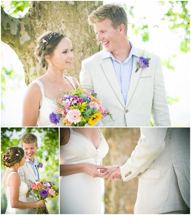 Vintage Farm: Colourful | Real Wedding