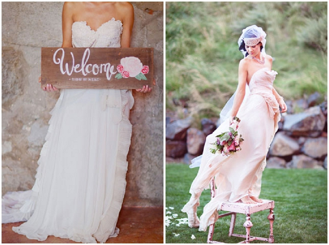 Want That Wedding Vendor: Frou Frou | Bridal Boutique