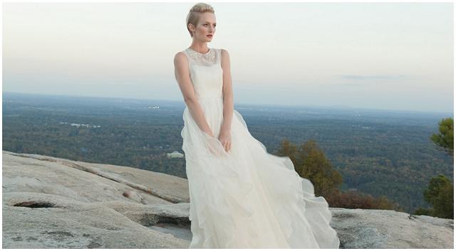 Want That Wedding Vendor: Frou Frou | Bridal Boutique