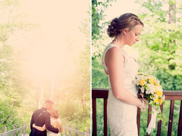 Homemade: Thrift Shop | Real Barn Wedding