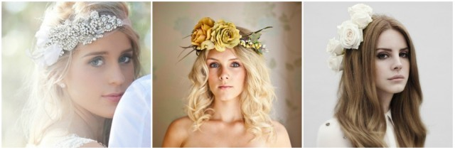 Bridal Headpieces To Flatter Your Face Shape Oval-face-shape