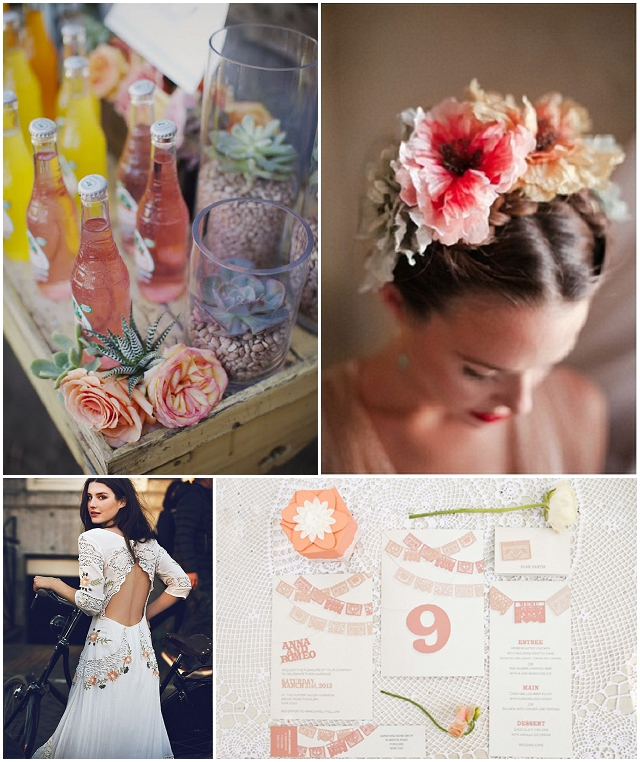 Mexican Wedding Inspiration | Ideas