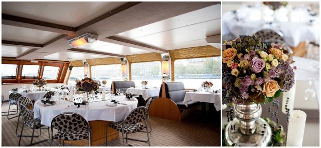 Modern Glam Deco: River Boat   Styled Bridal Shoot