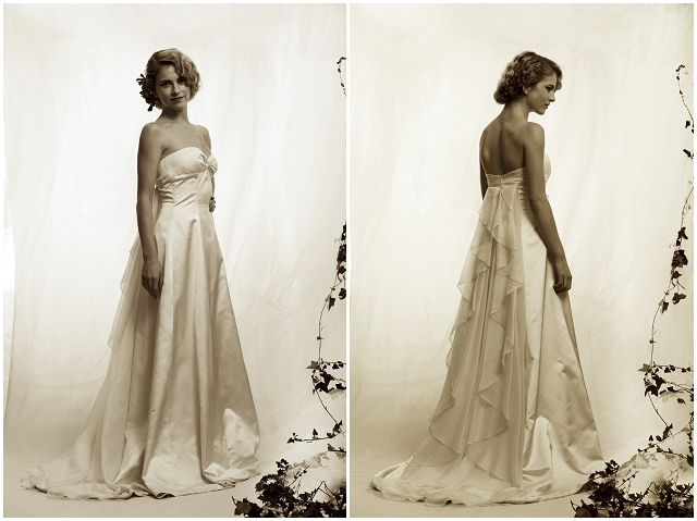 Atelier Tammam: 2013   Ethical Bridal Collection