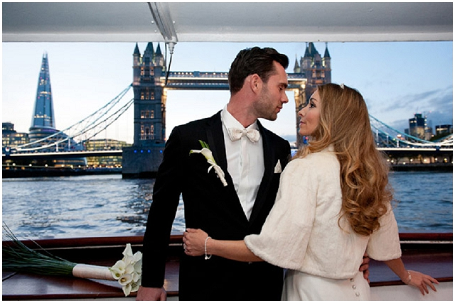 Modern Deco: River Boat   Styled Shoot