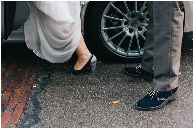 DIY Country: Pastel  Vintage   Real Wedding