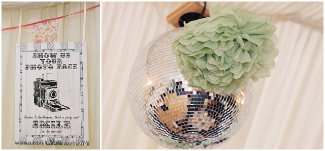 DIY Country: Pastel  Vintage | Real Wedding