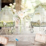 Pale Mint & Nude: Rustic | Wedding Inspiration