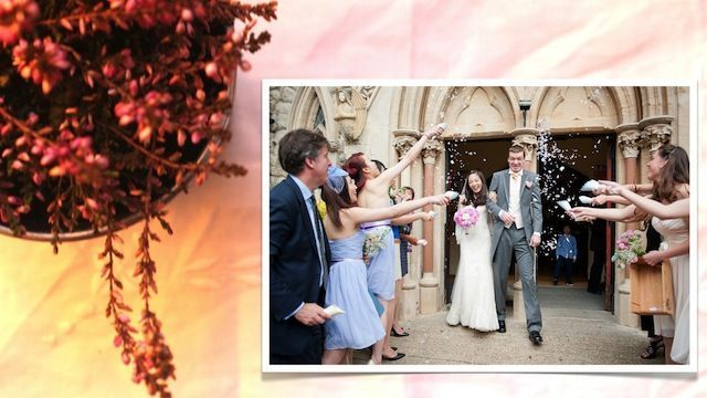 Vintage Style: Wedding Montage   The Album People