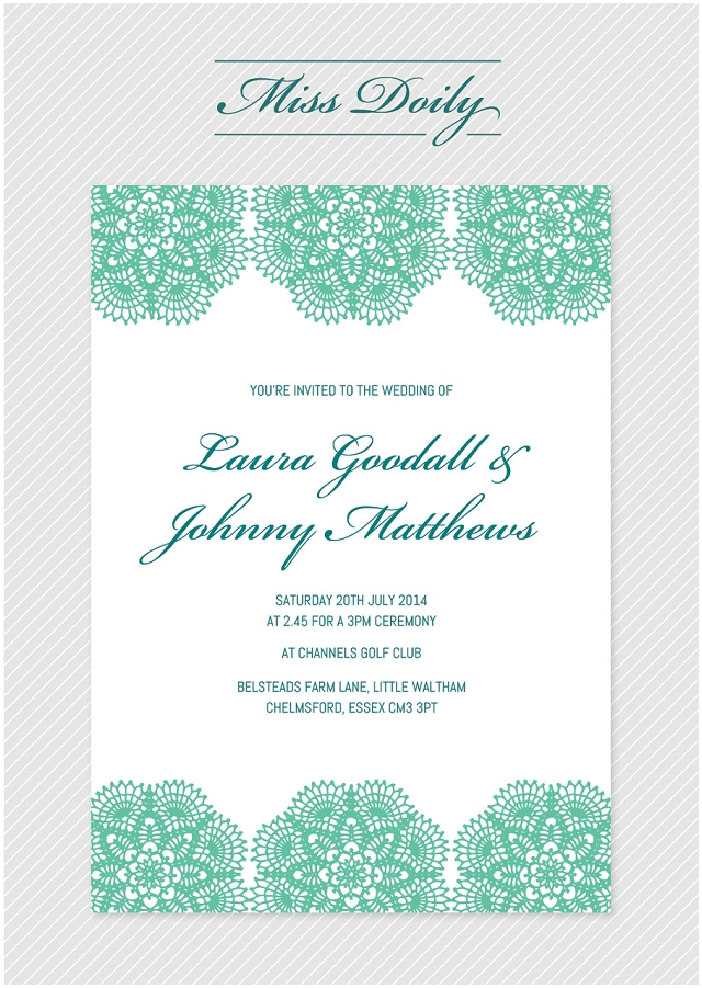 Free Printables: Spring | Wedding Invites