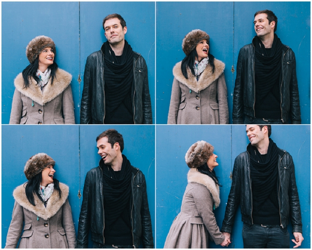 A Duty Free Love Story: Engagement Shoot | Tom + France