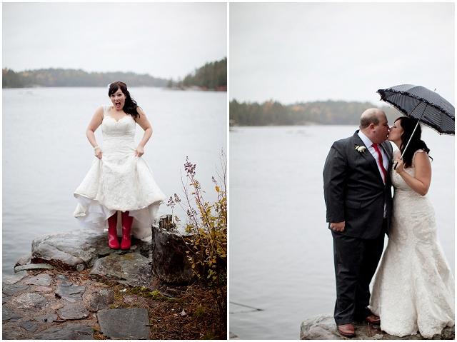 Creative Rustic Handmade: Red & Blue | Real Wedding