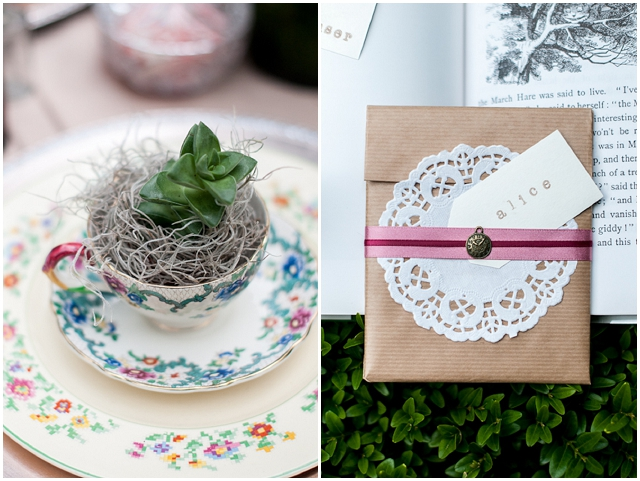 Alice's Adventures In Wonderland: Wedding Inspiration