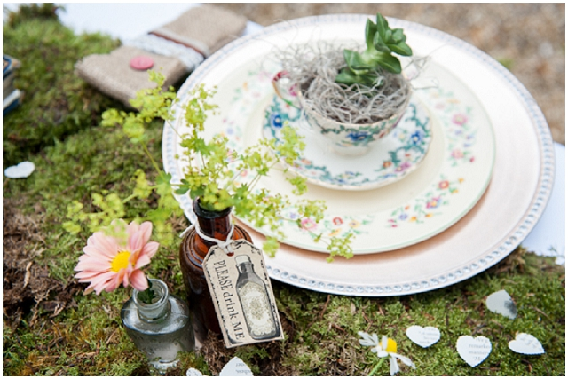 Mad Hatters Tea Party | Unique Inspired Wedding