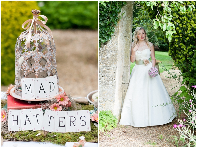 Mad Hatters Teap Party | Unique Inspired Wedding