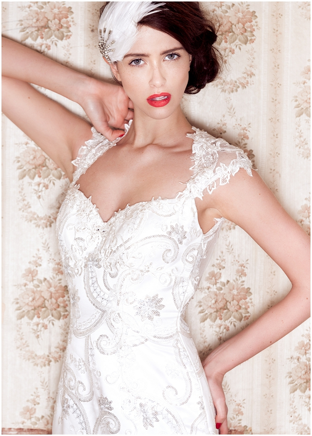 Bridal Fashion: Decade Of Style   Charlotte Balbier