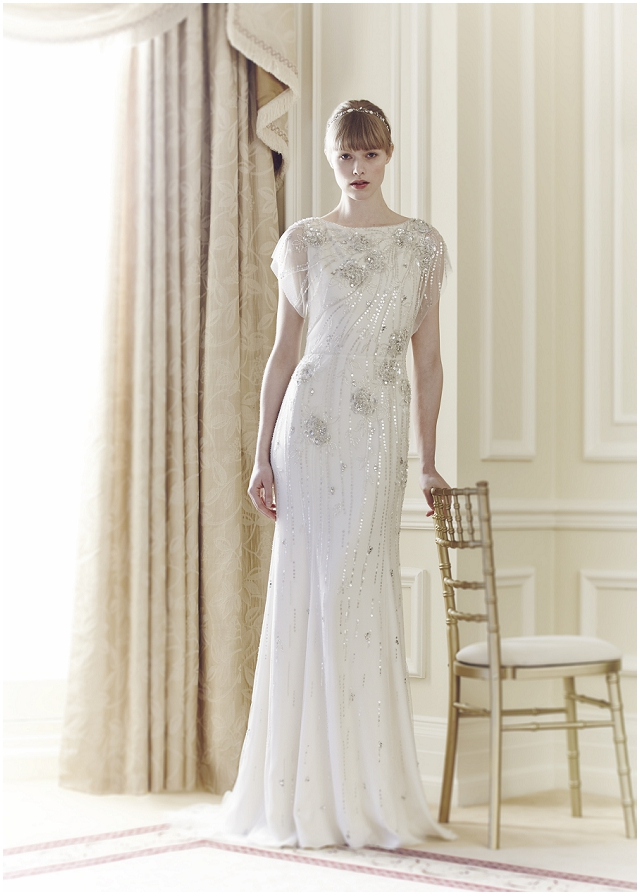 Jenny Packham Preview: SS2014 | Bridal Collection + Accessories