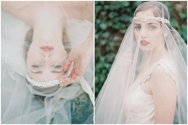 Enchanted Atelier Bridal: SS 2014 Accessories | Headpieces | Veils