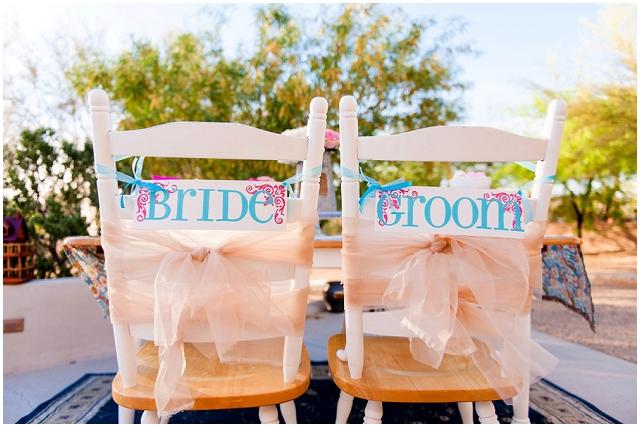 Springtime: Raspberry, Pink & Turquoise Blue   Wedding Inspiration