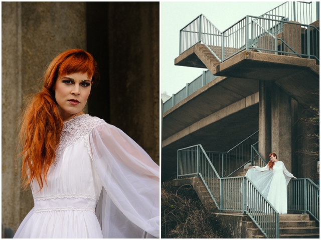 1970s Bridal Fashion | Wedding Inspiration Shoot