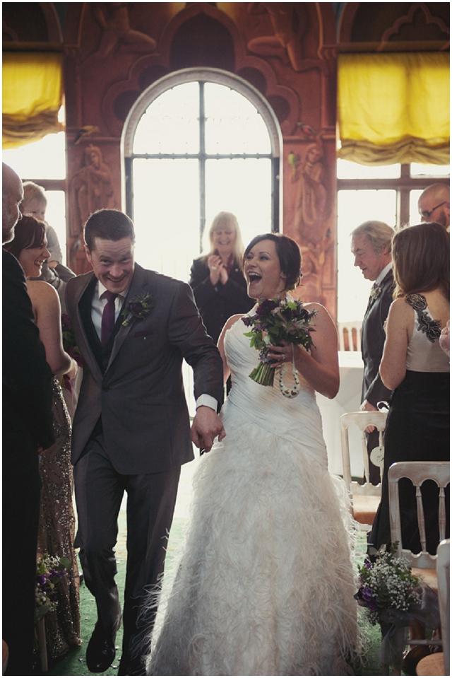 Unique & Intimate   Safari Real: Wedding