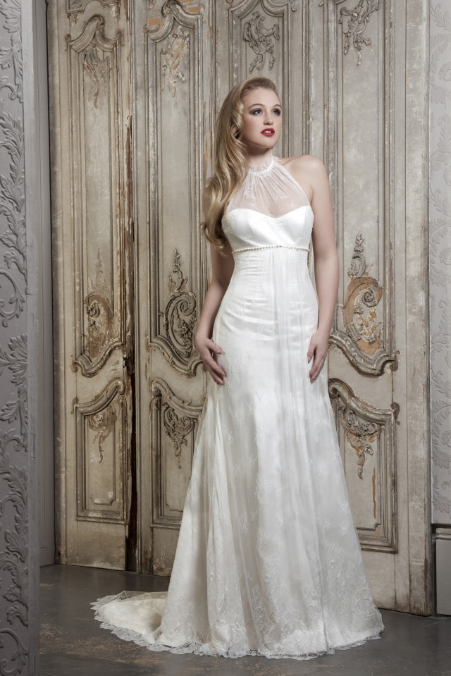 Emma Hunt: London Based Bridal Designer