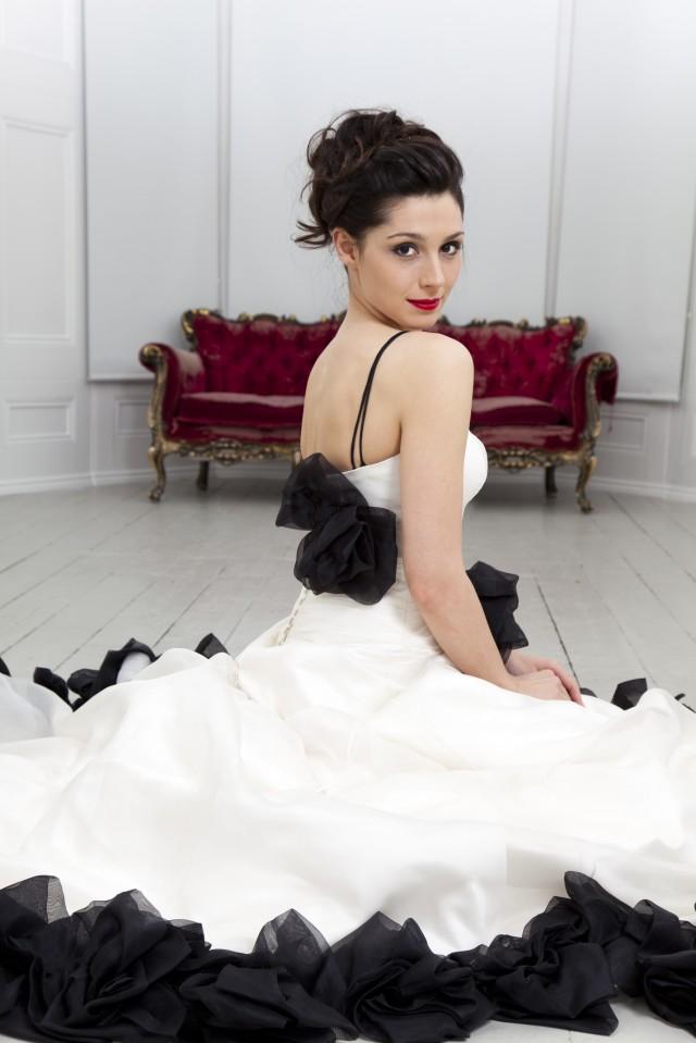 Emma Hunt: London Based Bridal Designer