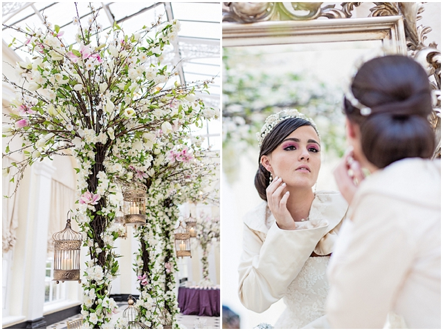 Majestic Splendor : Blenheim Palace | Wedding Inspiration