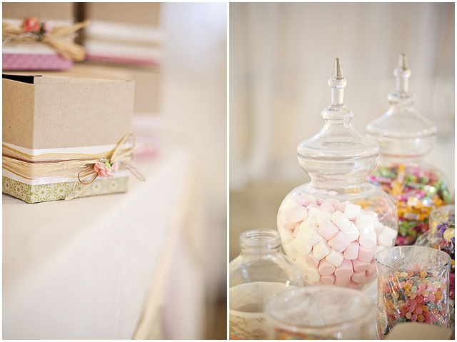 Silver, Pink + Cream: Real Wedding | South Africa