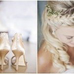Silver, Pink + Cream: Real Wedding   South Africa