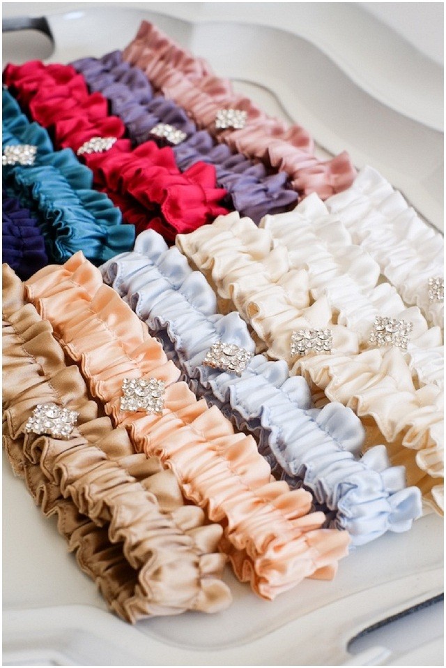 **WIN** Percy Handmade: Luxury Wedding Garter Collection