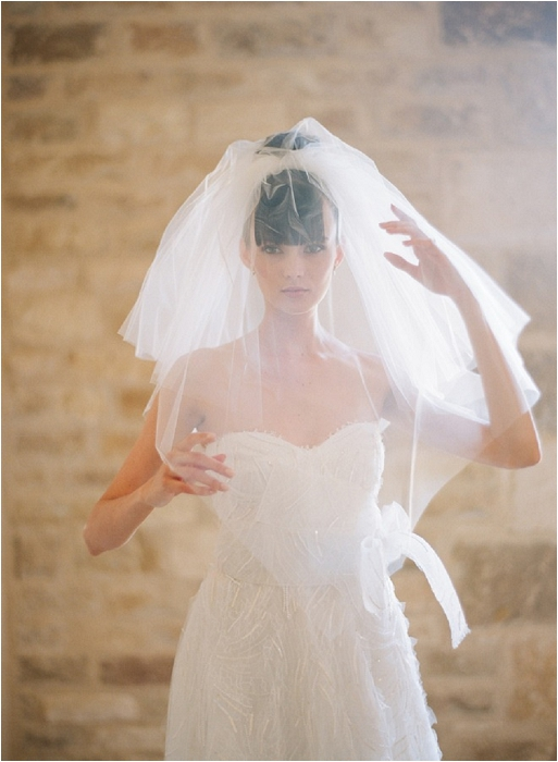 Unveiling The Veil   Guide To Bridal Veils