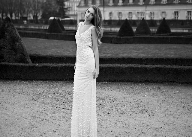 Berta Bridal Couture 2013 | Sultry Wedding Gowns